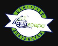 Certified Aquascape Contractor Logo