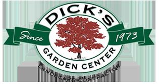 Dicks Garden Center Logo