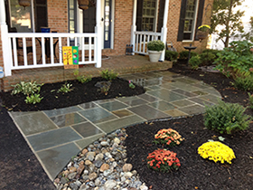 Landscaping Contractor Carroll County Md Shrubbery Flowering Plants