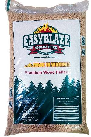 wood pellets maryland